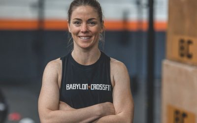 How This Soccer Star from Farmingdale State Opened Her Dream CrossFit Studio