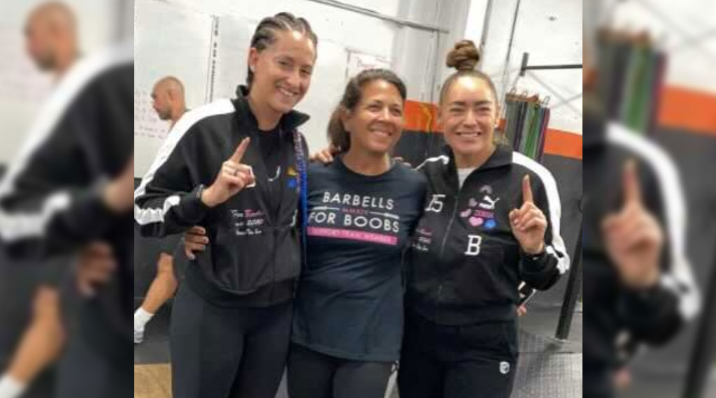 Babylon CrossFit Will Host Workout Event For Breast Cancer
